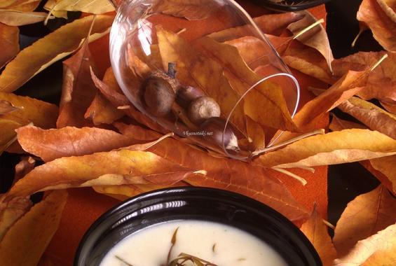 Крем супа от праз, карфиол и грис