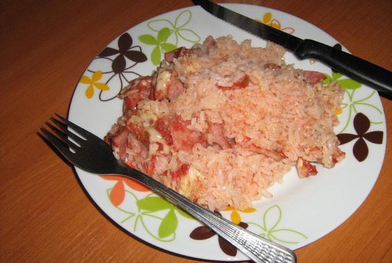 Ориз A'la Sia