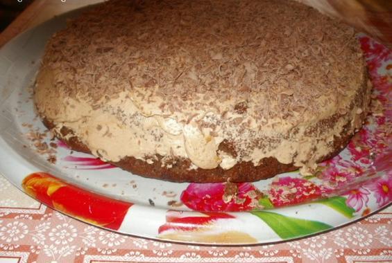 Торта бързо, лесно, вкусно