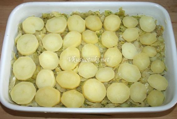 Картофи по шведски