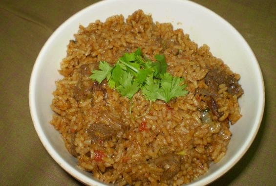 Гювеч пиринчлия с ориз