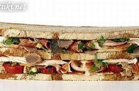 Пролетен сандвич