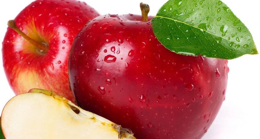 Запазете свежи нарязаните ябълки
