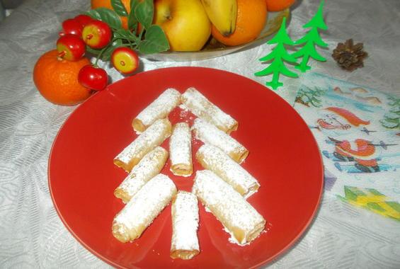 Сладки с готови кори и локум