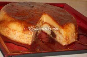 Кроасаново-карамелова торта