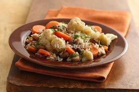 Ориз със зеленчуци II
