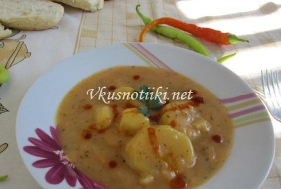 Картофена каша