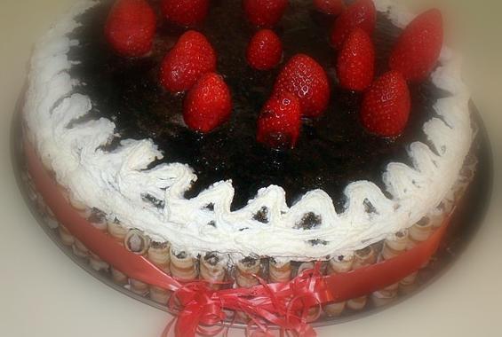 """Торта """"Ягодова мечта"""""""