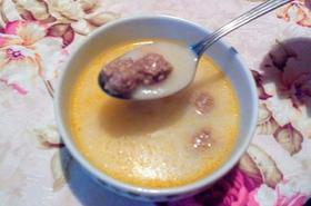 Супа топчета за душата
