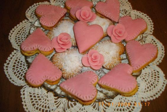 Медени сърца за св. Валентин