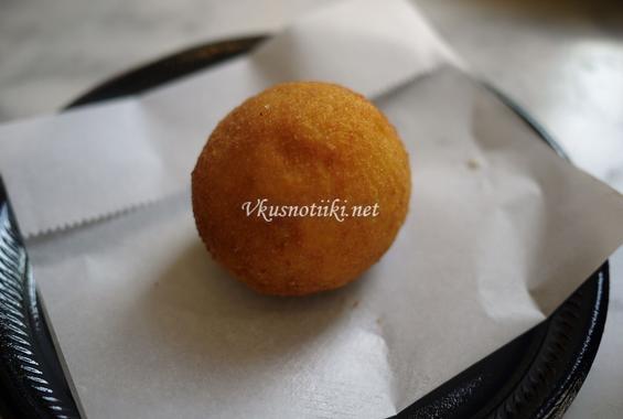 Картофени кюфтета IV