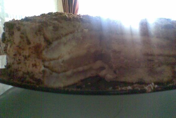 Домашна торта - лесна