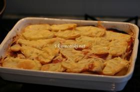 Баварски картофи