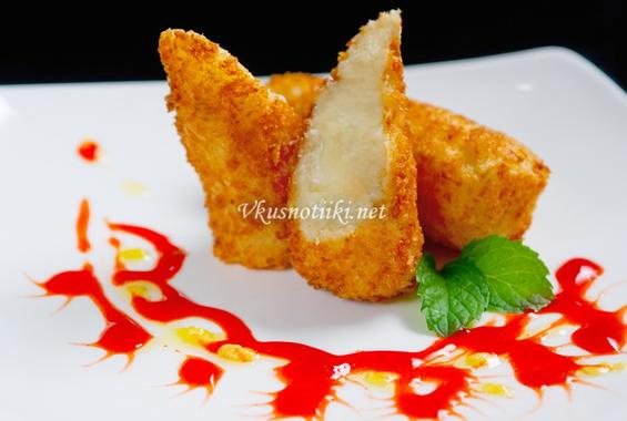 Картофени крокети II