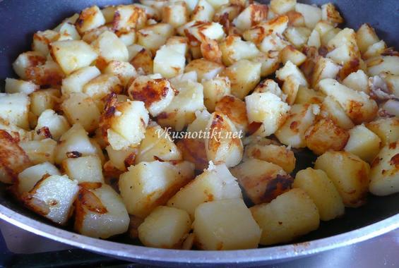"""Картофките на ''Роси"""""""
