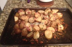 Картофи с Бекон