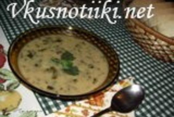 Великденска супа