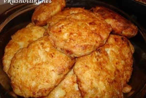 Картофени кюфтета II
