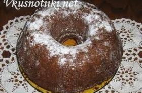 Какаов кекс I