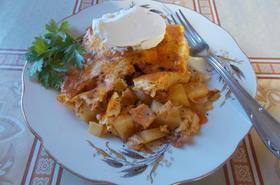 Мусака с картофи