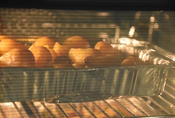 Запечени картофи с Билкова Сол