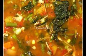Зеленчукова супа ІІ вид