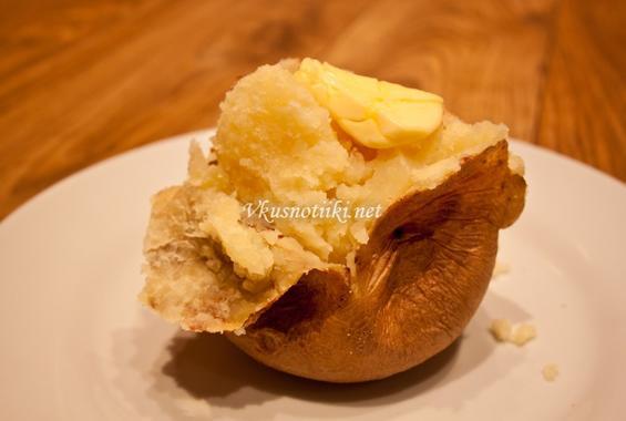 Пълнени картофи