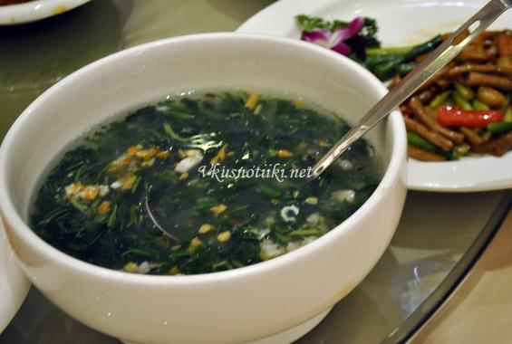 Билкова супа