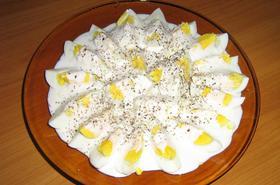 Яйца с майонеза II
