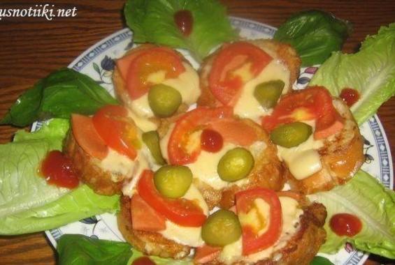Летни сандвичи