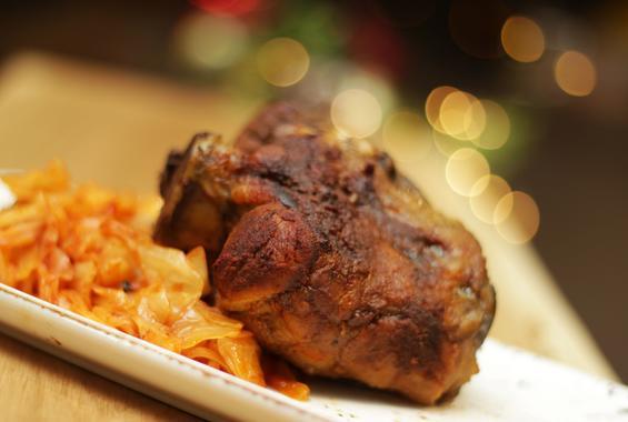 Свински джолан с кисело зеле от Spaghetti Kitchen