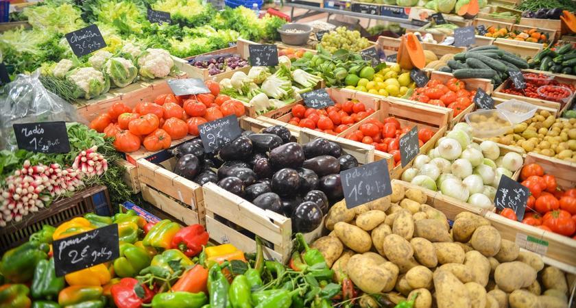Как да мием плодове и зеленчуци?